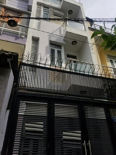 Cho thuê nhà đường Bạch Đằng, cho thuê nhà quận Tân Bình