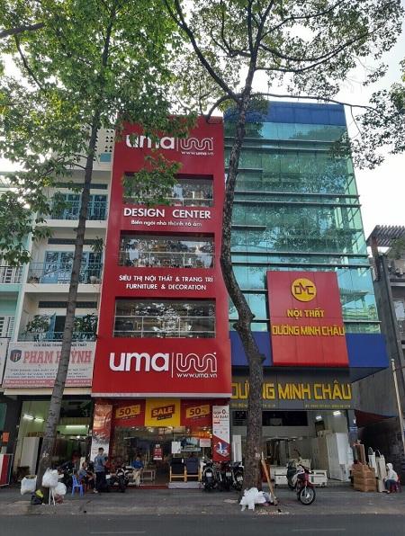 Cho thuê nhà mặt tiền đường Lý Thường Kiệt, quận 10