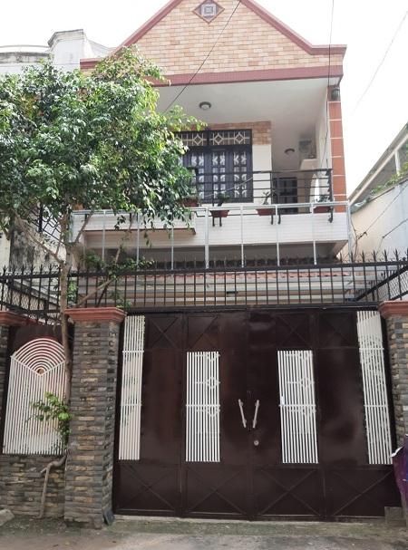 Thuê nhà quận Bình Thạnh , cho thuê nhà nguyên căn đường Chu Văn An