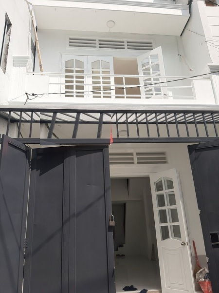 Nhà nguyên căn đường Lê Quang Định phường 7 quận Bình Thạnh 4,2x22m2