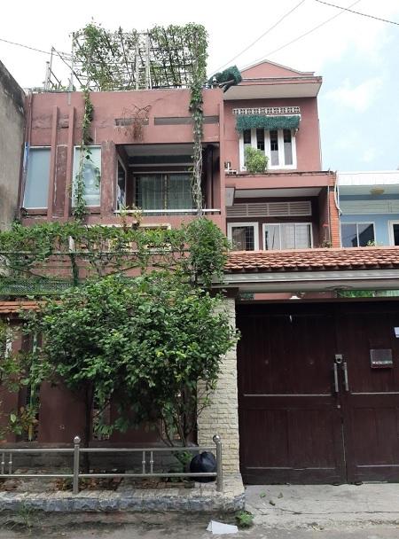 Thuê nhà quận Bình Thạnh, nhà nguyên căn đường Nguyễn Xí