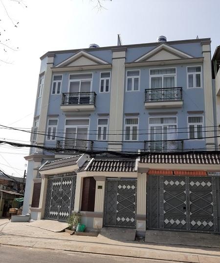 Thuê nhà quận Bình Thạnh, nhà nguyên căn đường Vũ Ngọc Phan