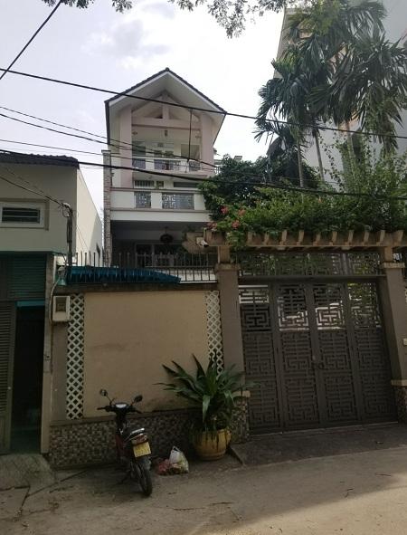 Thuê nhà quận Tân Bình, nhà nguyên căn đường Lam Sơn