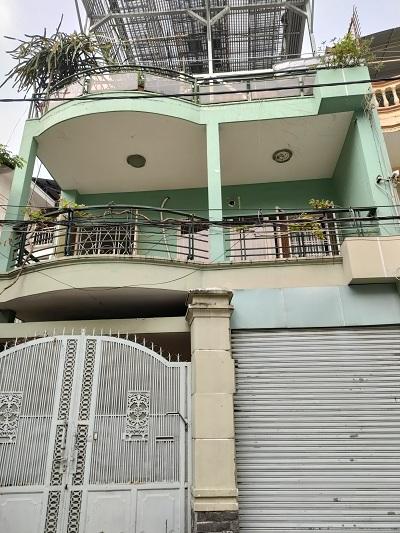 Bán nhà đường Lam Sơn, Phường 02, Quận Tân Bình