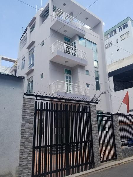 Bán nhà hẻm xe hơi tránh nhau đường Hồng Hà phường 2 tân bình