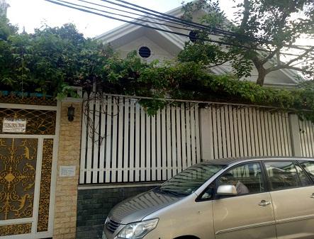 Biệt thự mặt tiền nguyên căn cho thuê Phạm Cự Lượng quận Tân Bình