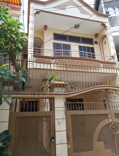 Cho thuê  nhà nguyên căn đường Bạch Đằng quận Tân Bình