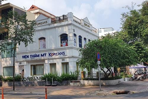 Cho thuê biệt thự 2 mặt tiền Võ Văn Tần và Trần Quốc Toản vị trí cực kỳ đẹp 15x20m
