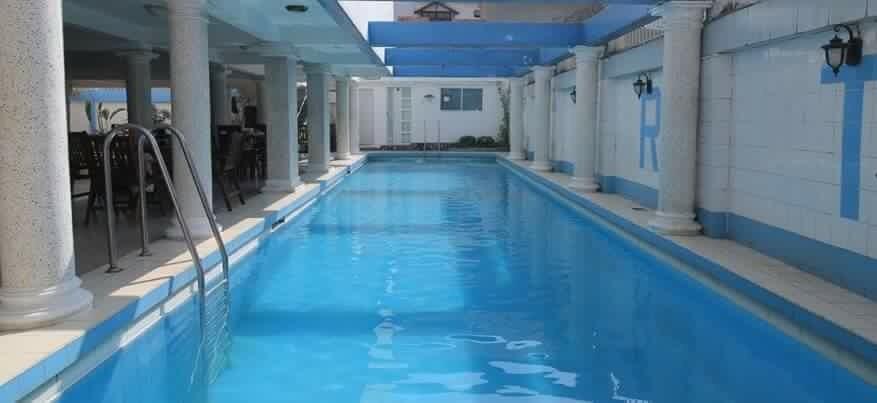 Cho thuê biệt thự có hồ bơi đường Quốc Hương Quận 2