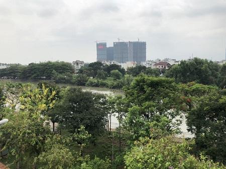 Cho thuê biệt thự đẹp đường Thân Văn Nhiếp Phường An Phú Quận 2