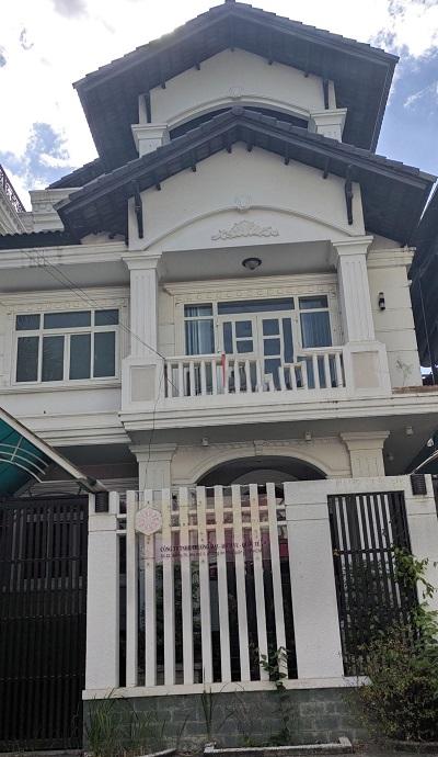 Cho thuê biệt thự đường 22 phường an phú quận 2