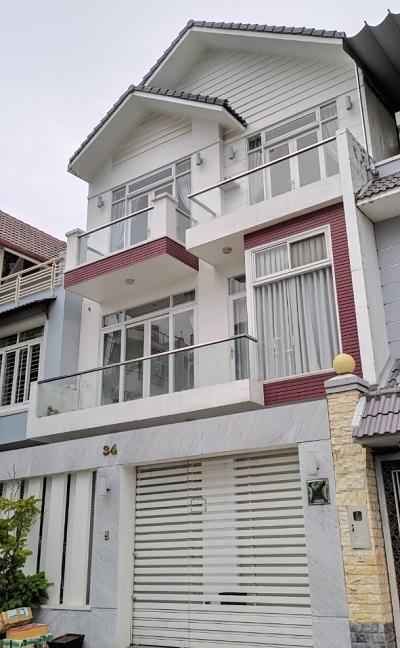 Cho thuê biệt thự đường 34 phường an phú quận 2