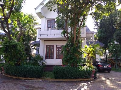 Cho thuê biệt thự đường Giang Văn Minh quận 2