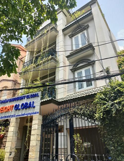 Cho thuê biệt thự đường Phổ Quang, cho thuê biệt thự quận tân bình