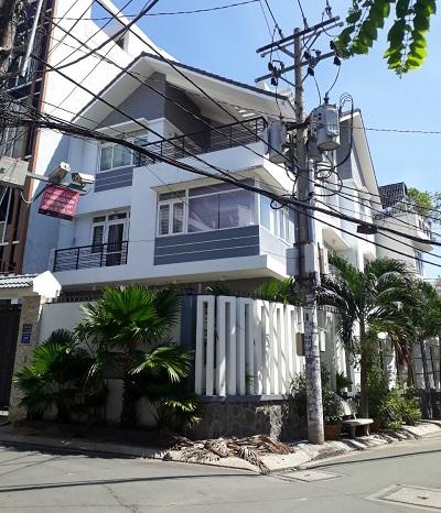 Cho thuê biệt thự đường Trường Chinh Phường 14 quận tân bình