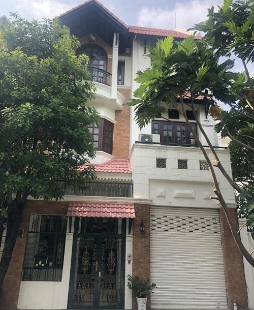 Cho thuê biệt thự Him Lam quận Tân Bình