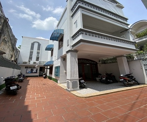 Cho thuê biệt thự quận phú nhuận, đường Đặng Văn Ngữ