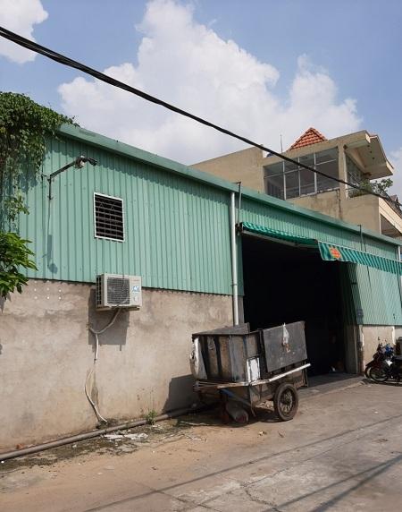 Cho thuê mặt bằng đường Ung Văn Khiêm quận Bình Thạnh