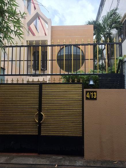 Cho thuê nhà  nguyên căn đường Hậu Giang quận Tân Bình