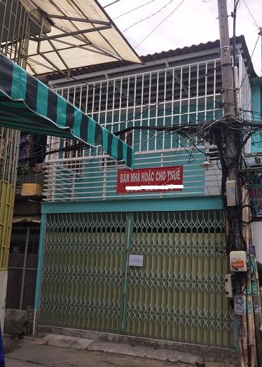 Cho thuê nhà  nguyên căn đường Ngô Tất Tố quận Bình Thạnh