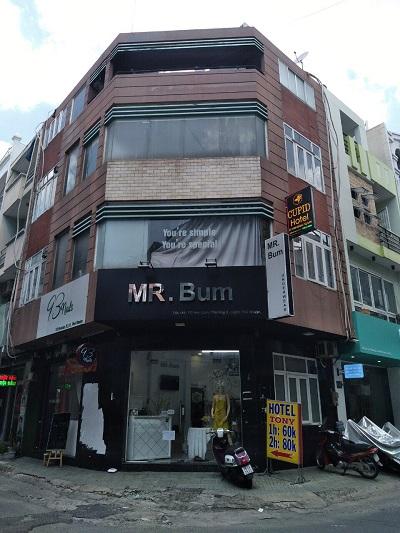 Cho thuê nhà 2 mặt tiền đường Hoa Lan Quận Phú Nhuận