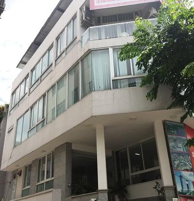 Cho thuê nhà 2 mặt tiền đường Huỳnh Khương Ninh quận 1