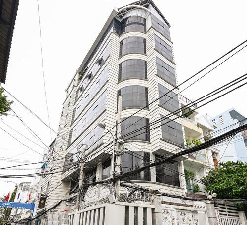 Cho thuê nhà 2 mặt tiền đường Lê Văn Sỹ quận Tân Bình