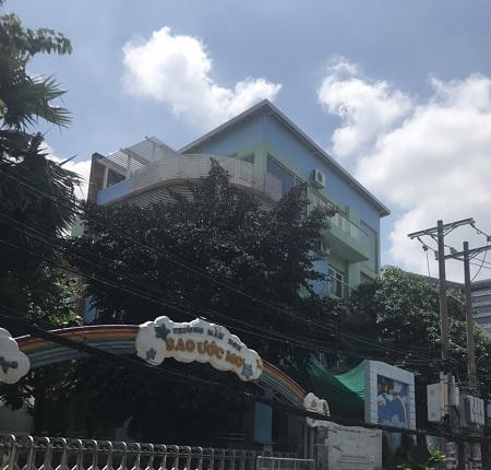 Cho thuê nhà 2 mặt tiền đường Nguyễn Trọng Tuyển, thuê nhà quận Phú Nhuận