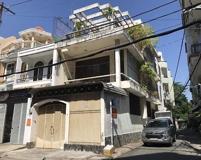 Cho thuê nhà 2 mặt tiền đường Sầm Sơn khu sân bay quận tân bình