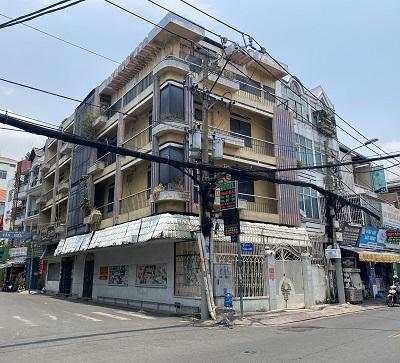 Cho thuê nhà 2 mặt tiền đường Thăng Long