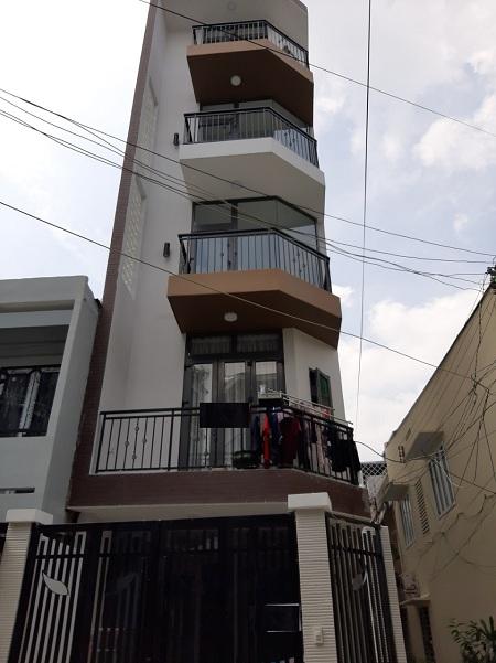 Cho thuê nhà Bình Thạnh, cho thuê nhà đường Điện Biên Phủ