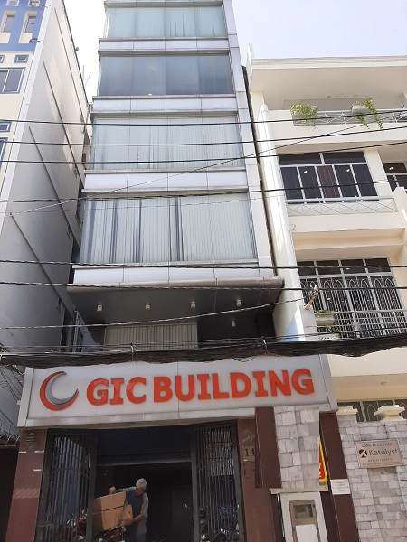 Cho thuê nhà Bình Thạnh, cho thuê nhà mặt tiền đường Nguyễn Cửu Vân