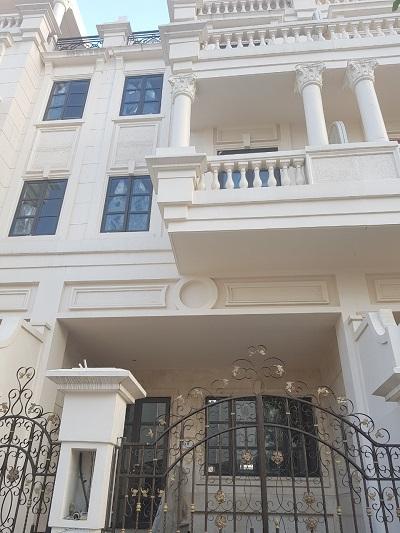 Cho thuê nhà đường 12 khu Cityland Park Hills quận Gò Vấp