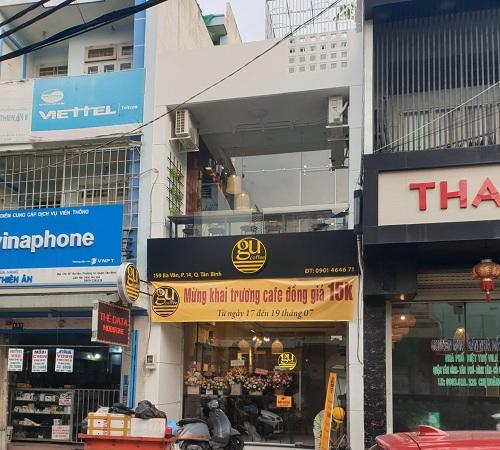 Cho thuê nhà đường Ba Vân quận Tân Bình Phường 14
