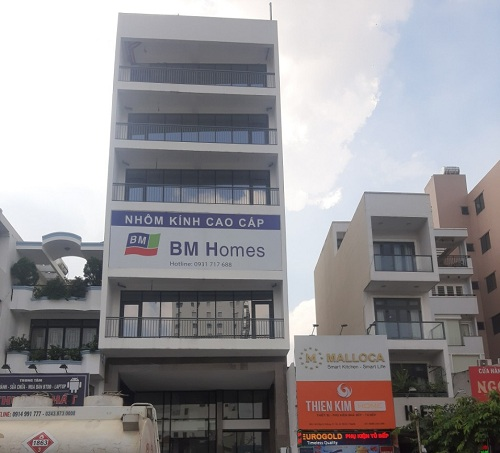 Cho thuê nhà đường Bạch Đằng quận Bình Thạnh