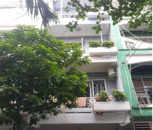 Cho thuê nhà đường Bàu Cát 1 quận Tân Bình phường 14