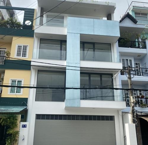 Cho thuê nhà đường Bàu Cát 1 quận Tân Bình