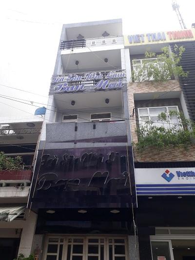 Cho thuê nhà đường Bàu Cát Quận Tân Bình