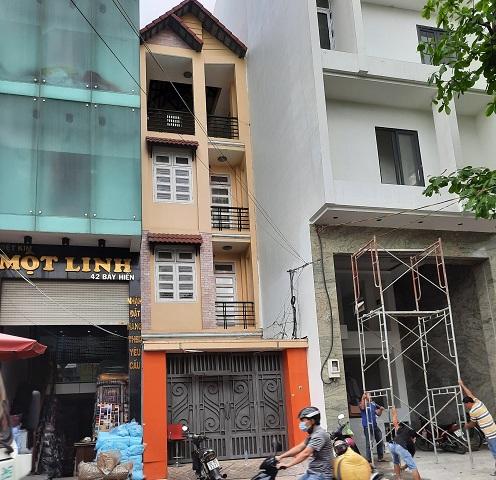 Cho thuê nhà đường Bảy Hiền phường 11 quận Tân Bình