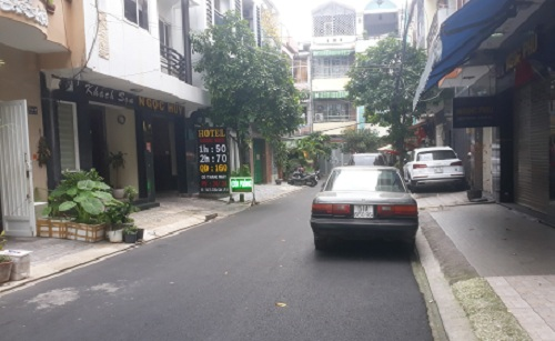 Cho thuê nhà đường Bế Văn Đàn quận Tân Bình phường 14