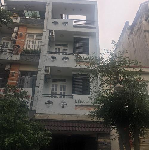 Cho thuê nhà đường Bình Lợi phường 13 quận Bình Thạnh