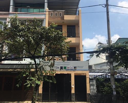 Cho thuê nhà đường Bình Lợi quận Bình Thạnh