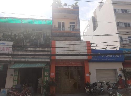 Cho thuê nhà đường Bùi Đình Tuý phường 24 quận Bình Thạnh