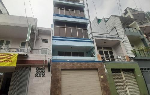 Cho thuê nhà đường Bùi Đình Tuý quận Bình Thạnh phường 12