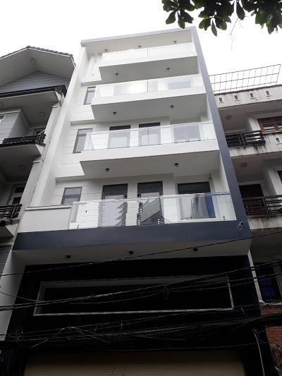 Cho thuê nhà đường C1 Phường 12 Quận Tân Bình
