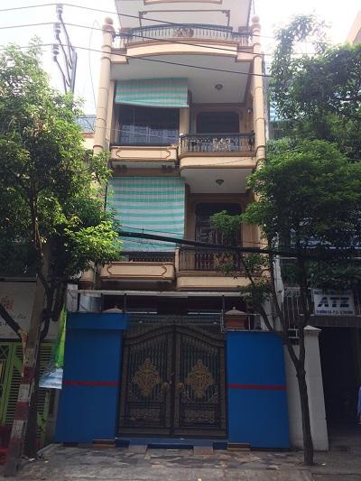 Cho thuê nhà đường C18 Quận Tân Bình