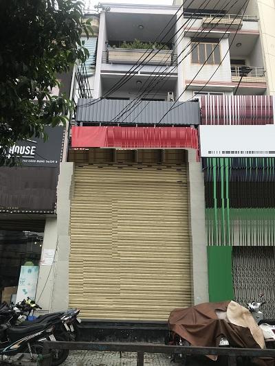 Cho thuê nhà đường Cách Mạng Tháng 8 phường 6 quận Tân Bình