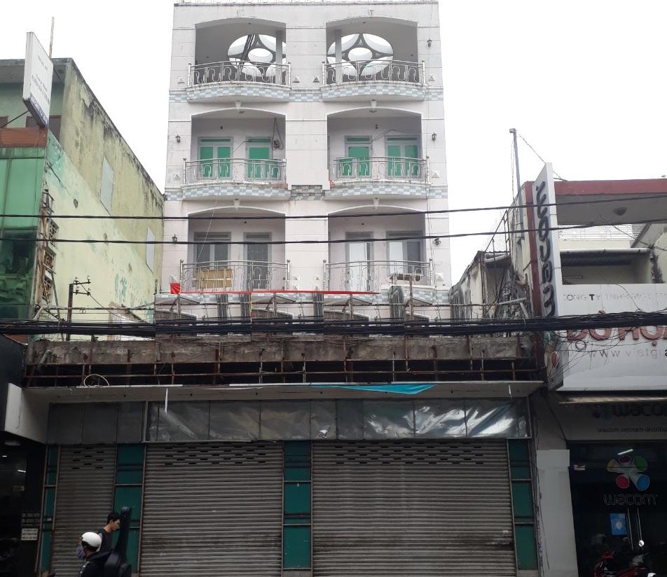 Cho thuê nhà đường Cách Mạng Tháng 8 quận Tân Bình