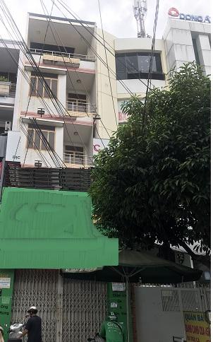 Cho thuê nhà đường Cách Mạng Tháng Tám quận Tân Bình