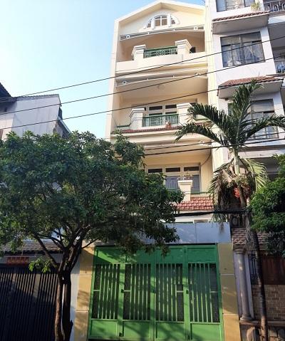 Cho thuê nhà đường Chu Văn An, cho thuê nhà quận bình thạnh